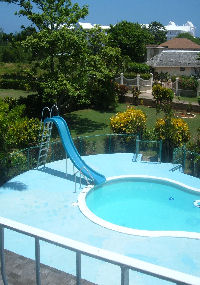 Villa Rental in Jamaica Pool